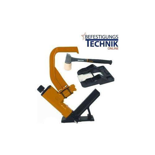 Bostitch Druckluft Parkettnagler MIIIFN 38-50mm für Pakettnägel