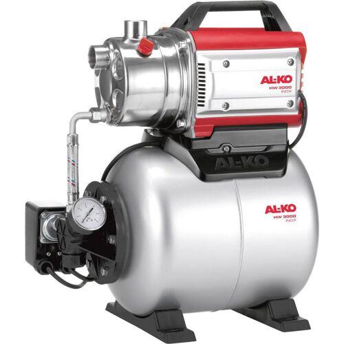 AL-KO Hauswasserwerk HW 3000 Inox Classic HWW Gartenpumpe 3100l/h 650W - Al-ko