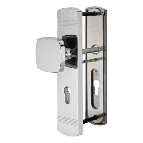 JATEC Schutzgarnitur AC3 Hauseingang Knopf 421 Ultra Mes