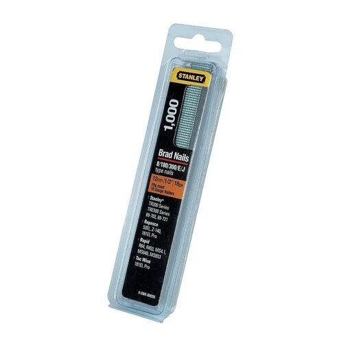 Stanley Nägel für Elektro- und Handtacker - 12 mm - VE = 1000 Nägel
