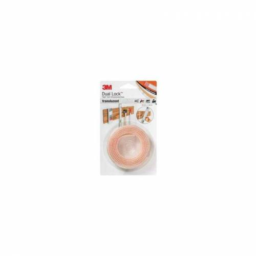3M Dual Lock transparent 25 mm x 1,25m - transparent