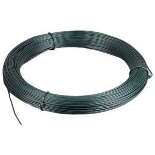 E/D/E Bindedraht grün 2,0 mm a 100 m