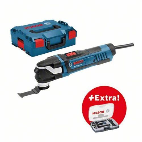 Bosch Multi-Cutter GOP 40-30. mit 5-teiligem Messer-Set in L-BOXX