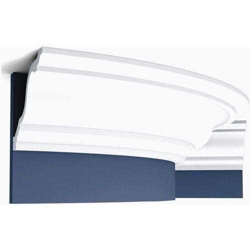 ORAC Dekor Profil Decor C334F LUXXUS flexible Leiste Eckleiste Zierleiste