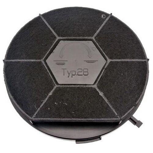 Whirlpool Ersatzteil - Kohlefilter (rund) 28 CHF28/1 (pro Stück) - - WHIRLPOOL,