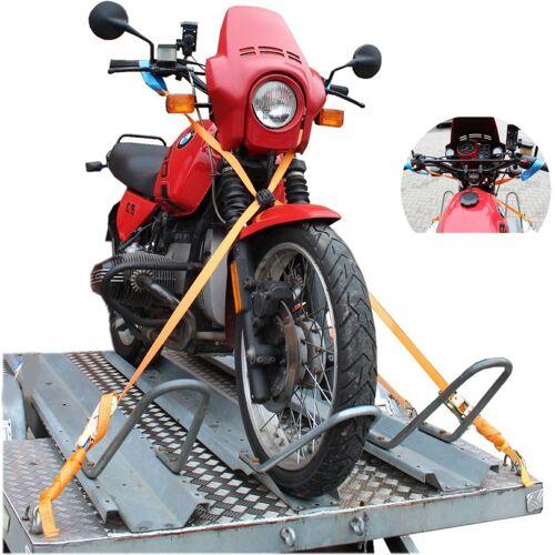 Baumarktplus - Lenker Verzurrsystem Spanngurt für Motorrad