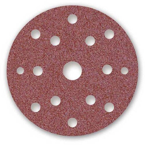 MENZER 25 MENZER Klett-Schleifscheiben f. Exzenterschleifer, Ø 150 mm /