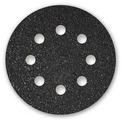MENZER 50 Klett-Schleifscheiben f. Exzenterschleifer, Ø 125 mm / 8-Loch / K320