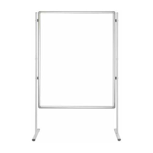 Master Of Boards - Kombitafel Filz grau + Whiteboard   Stellwandsystem