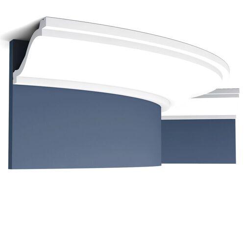 ORAC Dekor Profil Decor C331F LUXXUS flexible Leiste Eckleiste Zierleiste