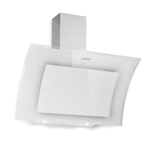 KLARSTEIN Sabia 90 Dunstabzugshaube 90cm 600m³/h LEDs 3 Leistungsstufen weiß
