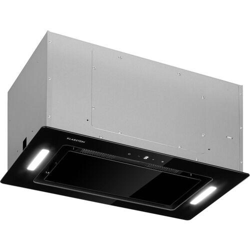 KLARSTEIN Hektor Eco Dunstabzugshaube Lüfterbaustein 52 cm 566 m³/h Touch Glas