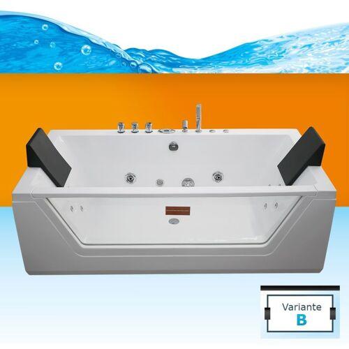 TRENDBAD24 GMBH & CO. KG Trendbad24 Gmbh&co.kg - AcquaVapore Whirlpool Pool Badewanne Wanne