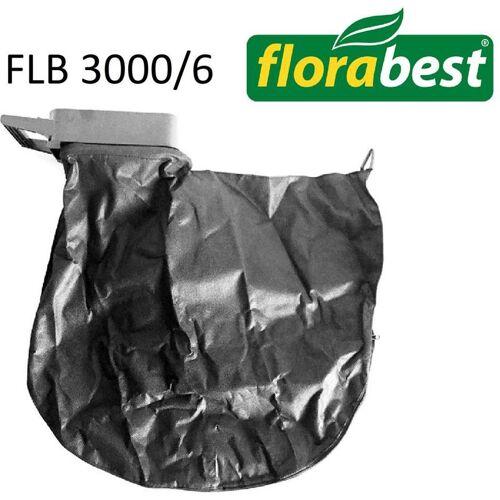 Florabest Fangsack mit Halterung Florabest LIDL Elektro Laubsauger FLB