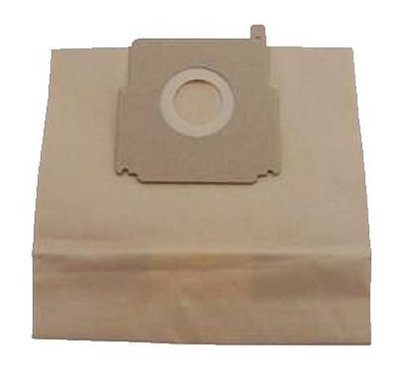 QUIGG Ersatzteil - 10er Pack Papier-Staubsaugerbeutel BS2200 - - BESTRON,