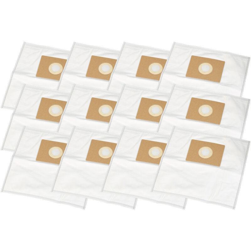 HOSSI'S WHOLESALE 12 Staubbeutel geeignet für Quigg NTS 1000