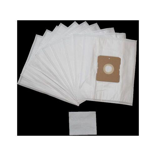 Grizzly - 10 Staubsaugerbeutel + 1 Microfilter Staubsauger Zubehör