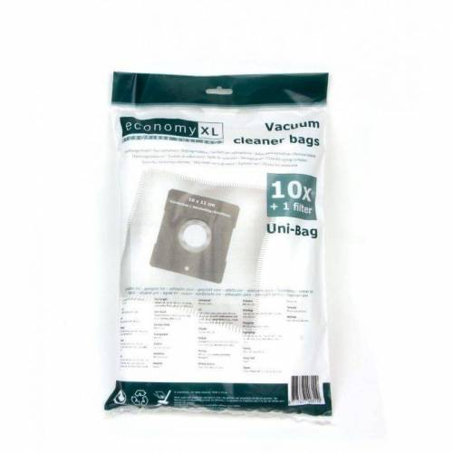 Variant - 10 Staubsaugerbeutel passend für EST BS 900