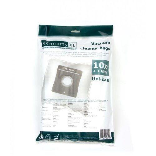 Variant - 10 Staubsaugerbeutel passend für FIF EVC 460