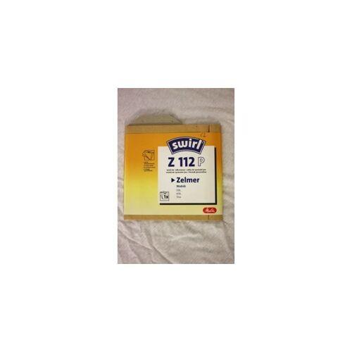 SWIRL 10 Papier Staubsaugerbeutel Z112P / Z 112 P für Zelmer Staubsauger