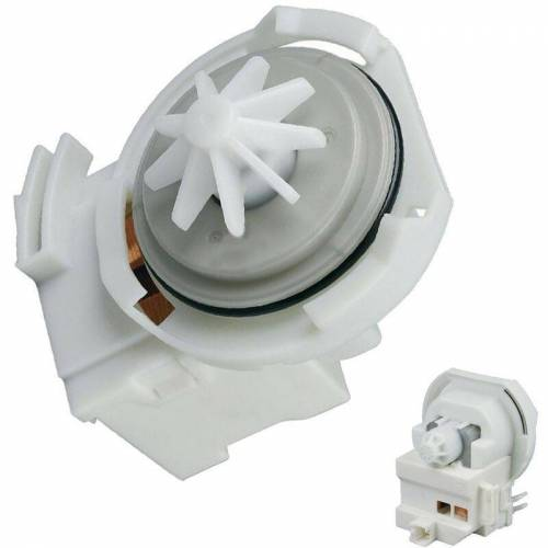 Whirlpool Ersatzteil - Ablaufpumpe R 2.5 220-240V 50HZ - - WHIRLPOOL, BAUKNECHT,