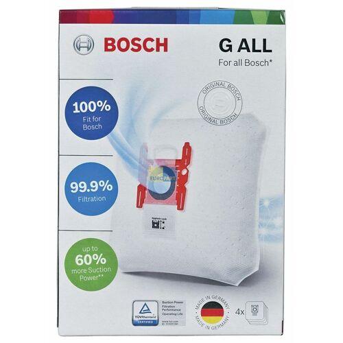 Bosch Staubsaugerbeutel Typ G All für fast alle Bosch Staubsauger