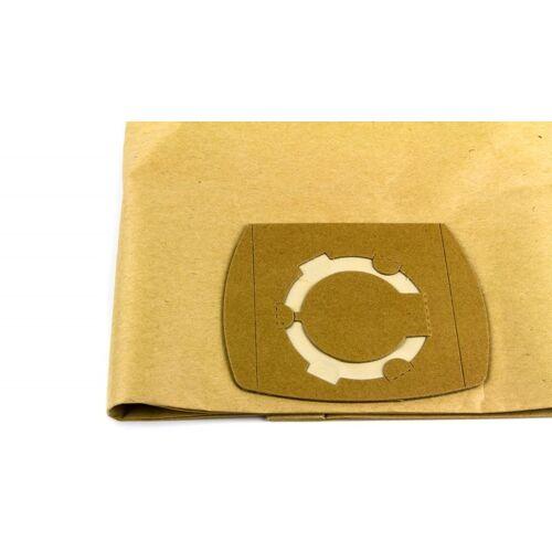 daniplus© 10 Staubsaugerbeutel passend für Shop Vac 20-30 L / 90661,