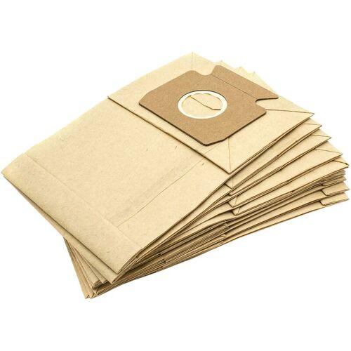vhbw 10 Papier Staubsaugerbeutel Filtertüten für Staubsauger