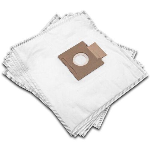 vhbw 5 Staubsaugerbeutel passend für Quigg 5390 (Kompakt) Staubsauger,