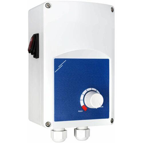 CASAFAN Drehzahlschalter Drehzahlregler WS für Ventilatoren - Casafan