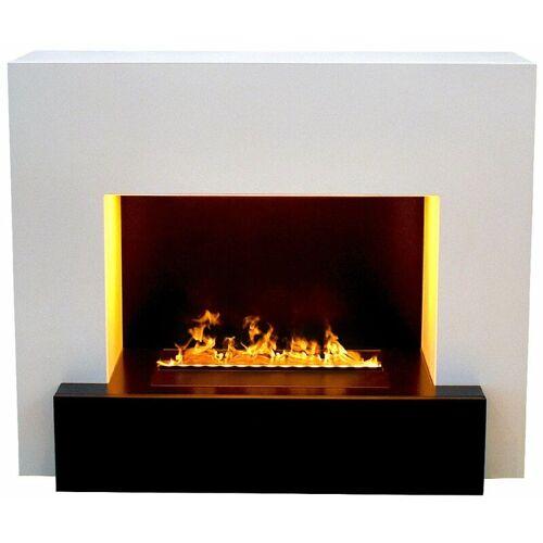 GLOW FIRE Hauptmann Elektrokamin Opti-Myst Cassette 500 Ohne Holzdekoration