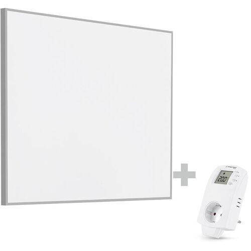TROTEC Infrarot-Heizplatte / Infrarotheizung TIH 400 S + Steckdosen-Thermostat