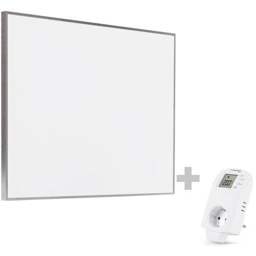 TROTEC Infrarot-Heizplatte / Infrarotheizung TIH 500 S + Steckdosen-Thermostat