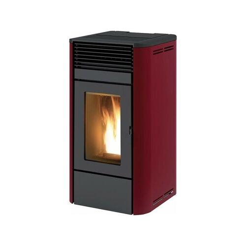 Red Heating - RED Pelletofen Camelia AIR 8 kW Pellet Ofen Holzpellets