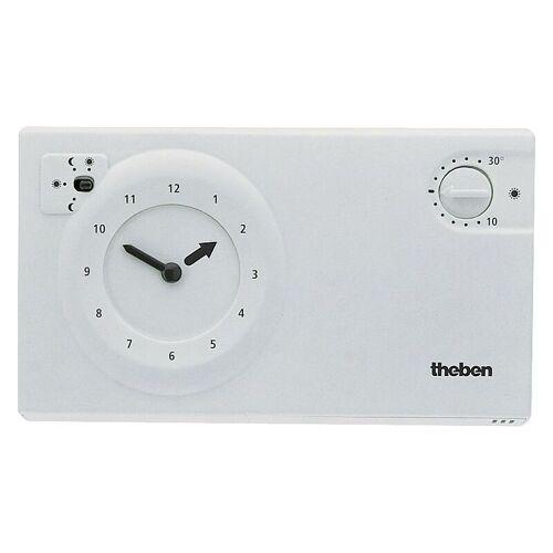 Feuer-anker - Theben Uhrenthermostat RAM 722 Heizung Thermostat
