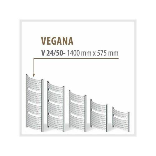 TRMX VEGANA Weiß - Badheizkörper Handtuchheizkörper Handtuchheizung   Höhe: