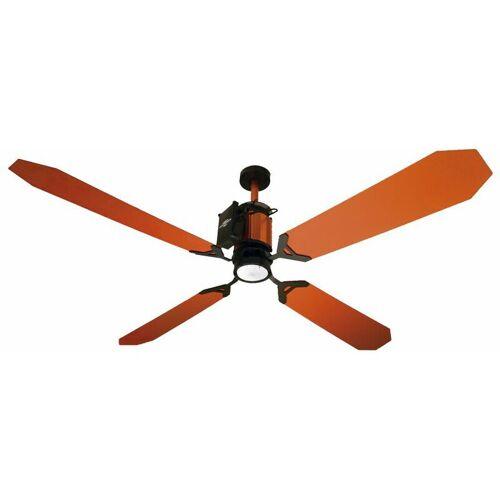 RAZZETTI Orange Lüfter mit led cm 132xh30 FAN-GTA-02 - Razzetti