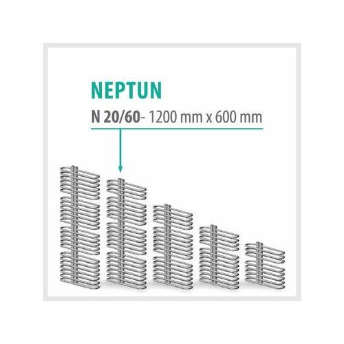 Trmx - NEPTUN weiß - Badheizkörper Handtuchheizkörper Handtuchheizung