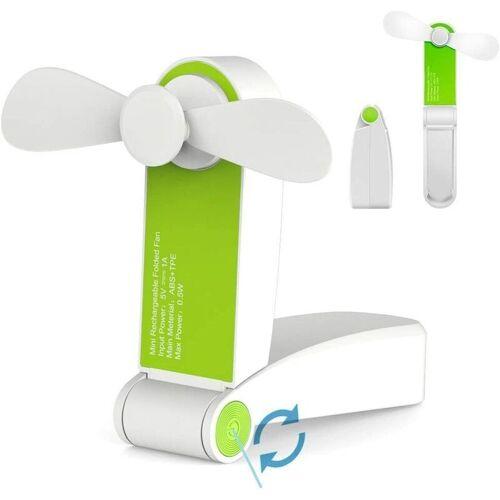 Bares - Persönliche Ventilatoren Mini-USB-Tischventilator Tragbare