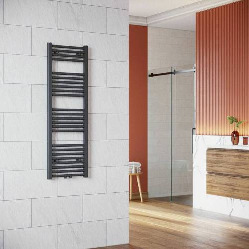 SONNI Handtuchhalter Heizung 1200 x 400 mm Heizkörper Bad Badheizkörper