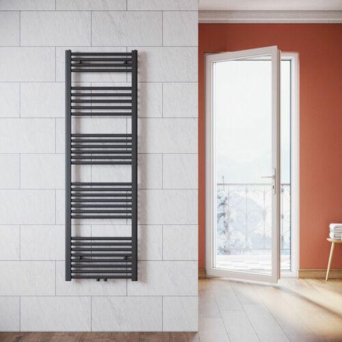 SONNI Heizkörper Badezimmer 1600 x 400 mm Badheizkörper Mittelanschluss