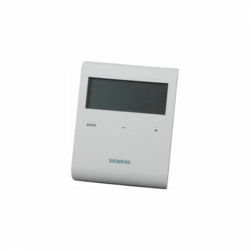 Siemens Thermostat LCD non programmable 230Vac : RDD100 - Siemens
