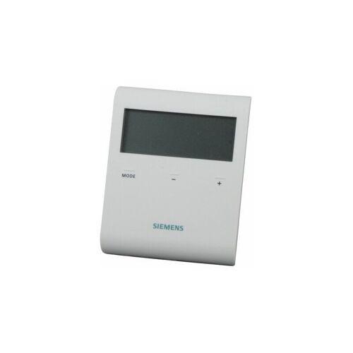 Siemens Thermostat LCD non programmable 230Vac - SIEMENS : RDD100