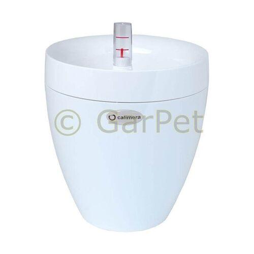 PLASTIA Pflanzkübel mit Wasserspeicher Calimera Pflanzgefäß Blumentopf Reddot