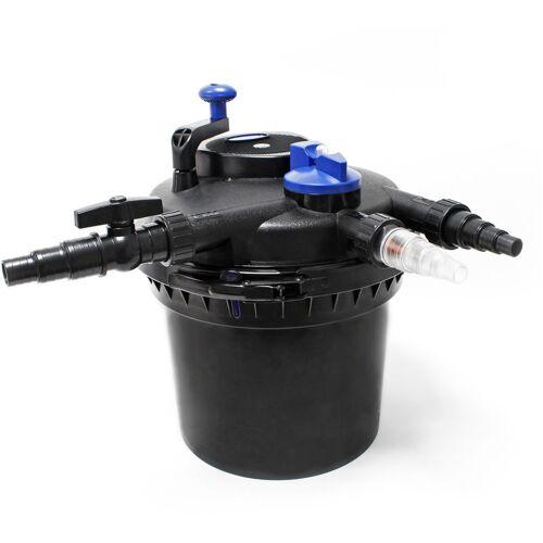 SUNSUN CPF-5000 Druckteichfilter UVC 11 W 9000 L/h Teich Filter Teichfilter