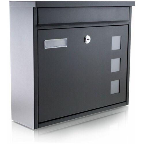 BITUXX Wandbriefkasten Briefkasten Hausbriefkasten Postkasten Mailbox