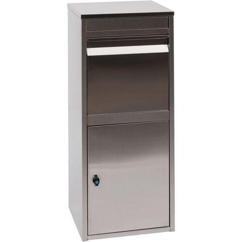 HHG Paketkasten 092, Paketbox Standbriefkasten Paketbriefkasten Briefkasten