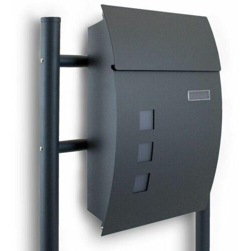 BITUXX Standbriefkasten Briefkasten Postkasten Mailbox Briefkastenanlage