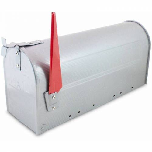 BITUXX US Mailbox Amerikanischer Briefkasten Standbriefkasten Wandbriefkasten