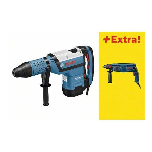 Bosch Bohrhammer mit SDS-max GBH 12-52 DV, mit Bohrhammer GBH 2400